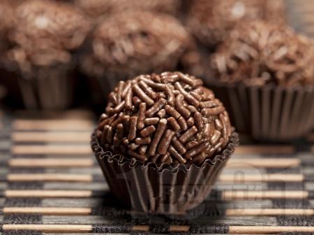Домашни бонбони Таралежки - снимка на рецептата